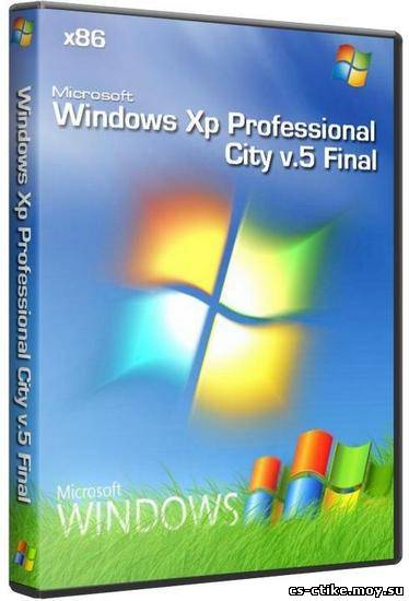 Windows Xp Professional City v5 Final (2012/Rus)
