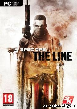 Specs Ops: The Line (2012) торрент