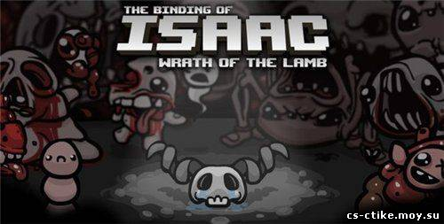 The Binding of Isaac Wrath of the Lamb (2012)