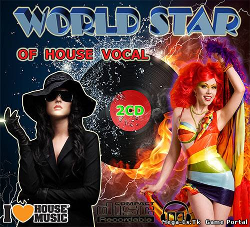 World Star Of House Vocal (2012)
